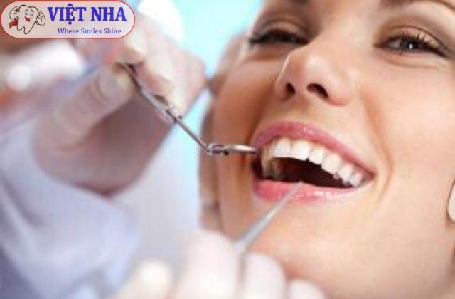Chăm sóc răng miệng sau khi cấy ghép Implant - Nha Khoa Việt Nha