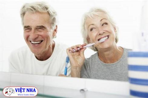Chăm sóc, vệ sinh răng Implant rất đơn giản, dễ dàng - Nha Khoa Việt Nha