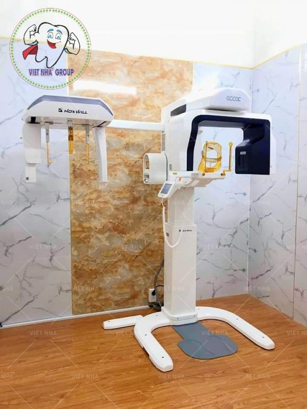 Máy CT Cone Beam - công nghệ CT hiện đại trong lĩnh nha khoa - Nha Khoa Việt Nha