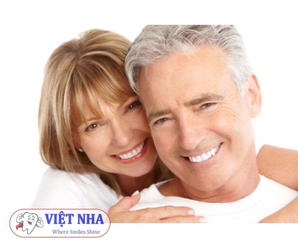 Implant nha khoa - nụ cười thêm tự tin