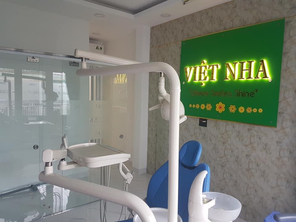 Cơ sở vật chất Nha khoa Việt Nha